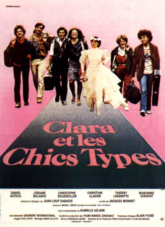 Clara et les Chics Types (1981) - FilmAffinity