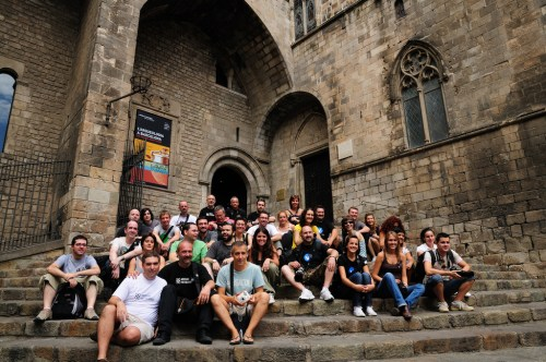 Europe Photobloggers Meet-up, Barcelona 2008