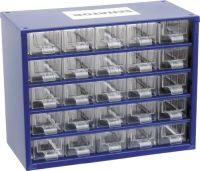 25 DRAWER SMALL PARTS STORAGE CABINET / SEN5935120K