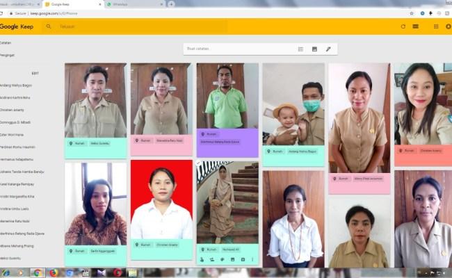 Profil Guru Dan Pegawai Slb Negeri Kanatang Sumba Timur