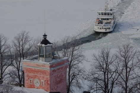 HSL ferry  Suomenlinna Official Website