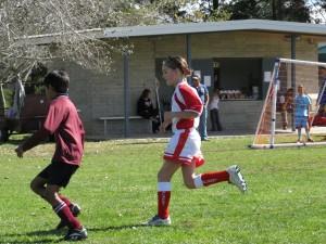 Soccer Holly