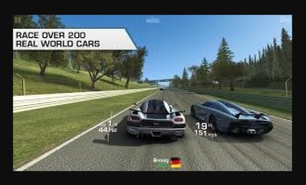 Real Racing 3 download
