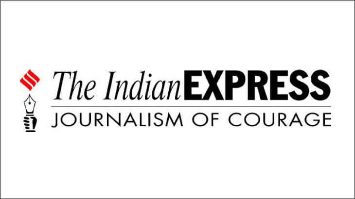 indian express epaper logo