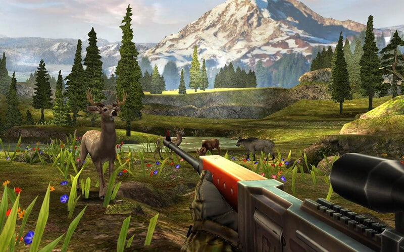 The deer hunter VR