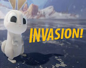 invasion game