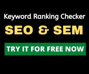 Keyword Ranking checker