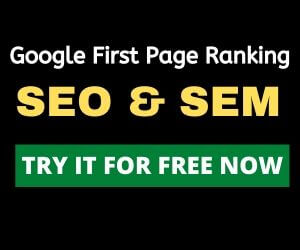 Get Ranked on Google's first page
