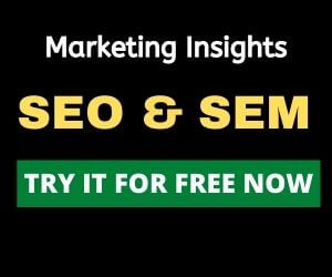 get marketing insights with SEMRush