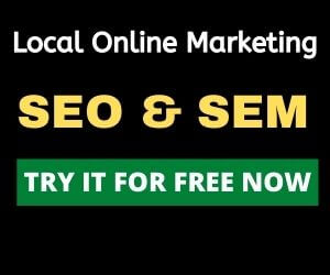 local online marketing with SEMRush