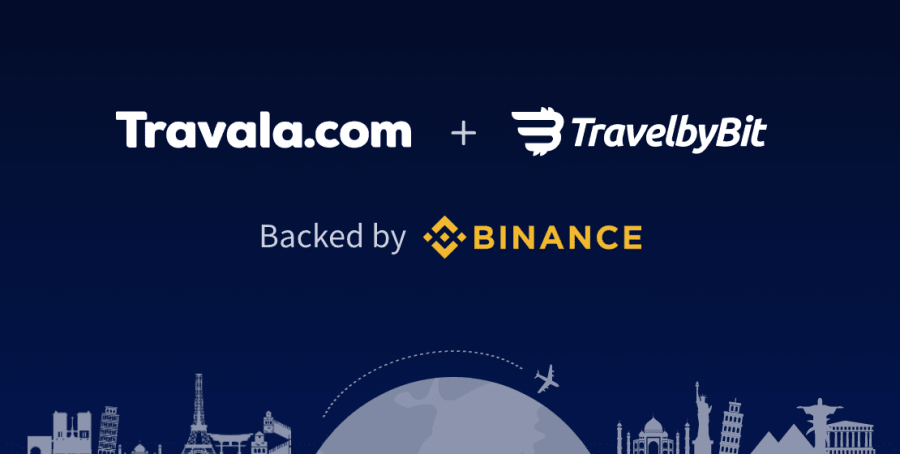 Crypto tourism with Travala