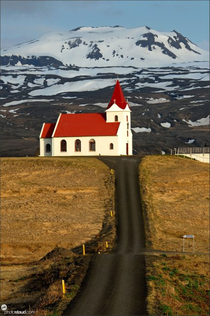 Road to heaven, Snaefellsnes peninsula, Iceland