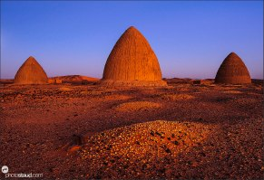 Old Dongola tombs, Sudan