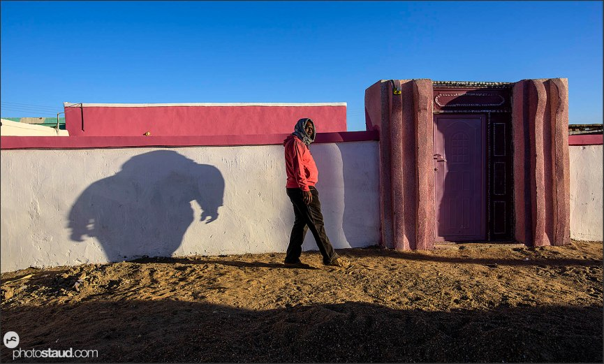 Chasing shadows, Sudan