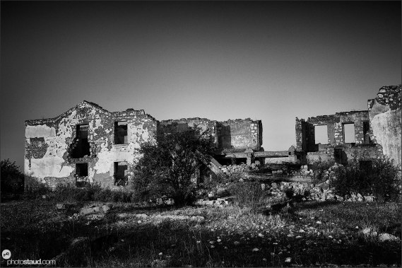 Agdam, the largest ghost town in the world, Nagorno-Karabakh