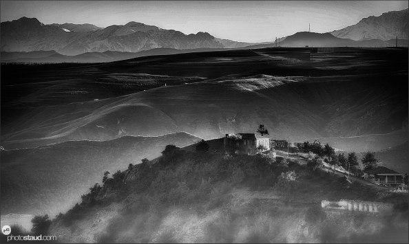 Landscape of Nagorno-Karabakh
