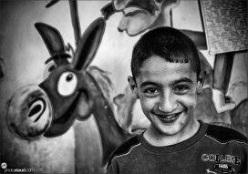 Children home in Stepanakert, Nagorno-Karabakh