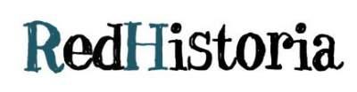Cabecera página web Red Historia