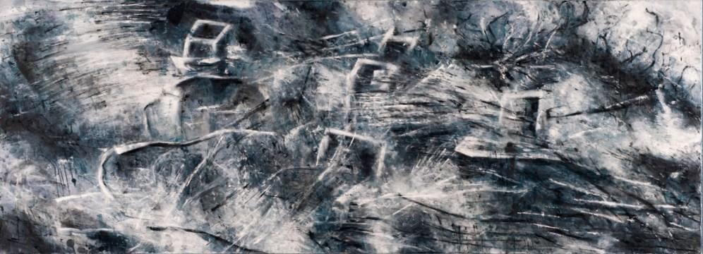 Infernal 80 x 220 cm