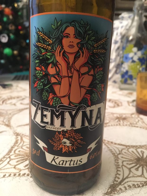 Zemyna Kartus Indian Pale Ale