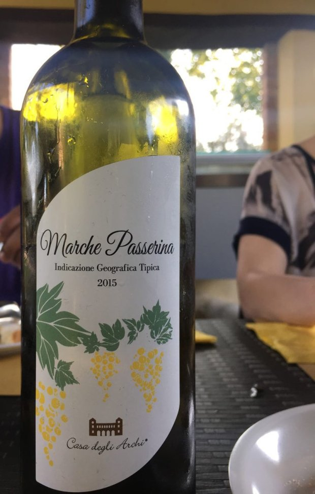 Marche Passerina