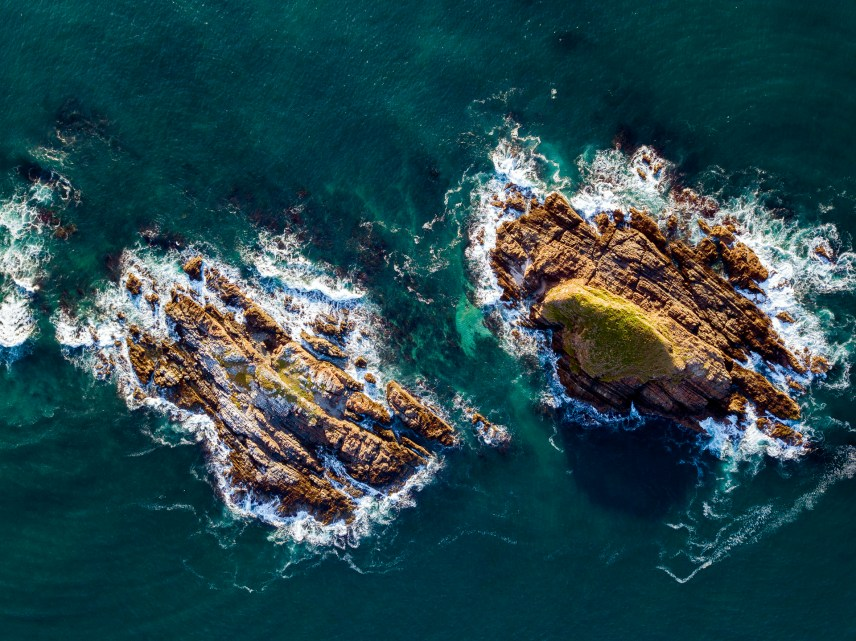 Split paradise - Franzi Photography