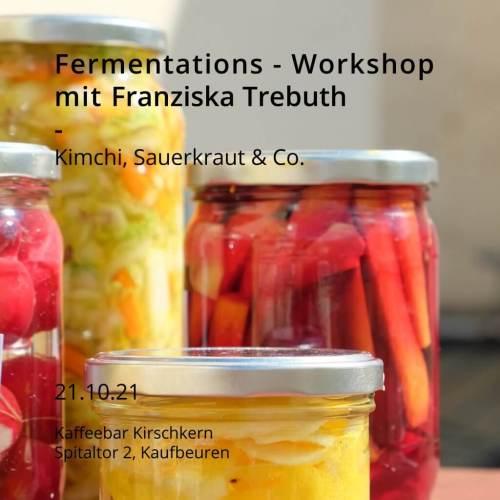 Fermentation Trebuth