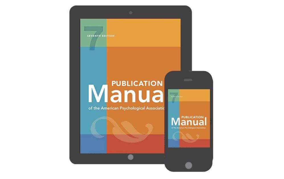 Descargar PDF Manual Normas APA Séptima Edición 2020