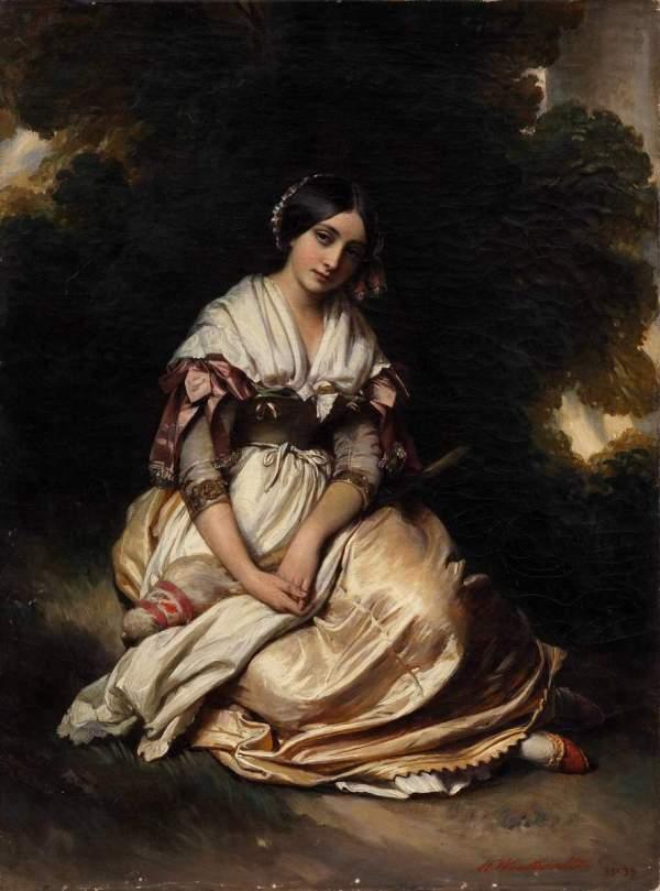 Franz Winterhalter Paintings