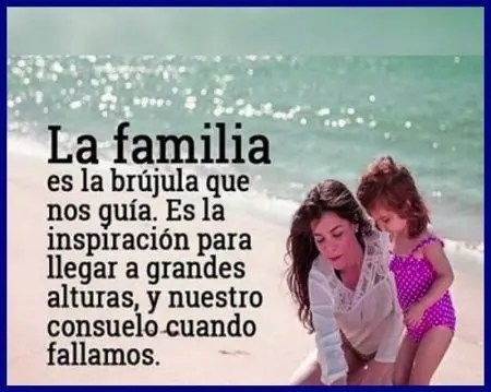 frases de amor familia