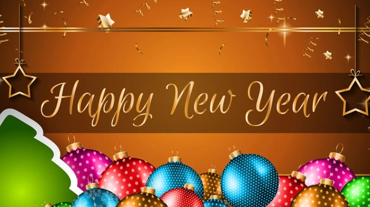 Deseos de Feliz Año Nuevo 2021 - Última colección - Frases