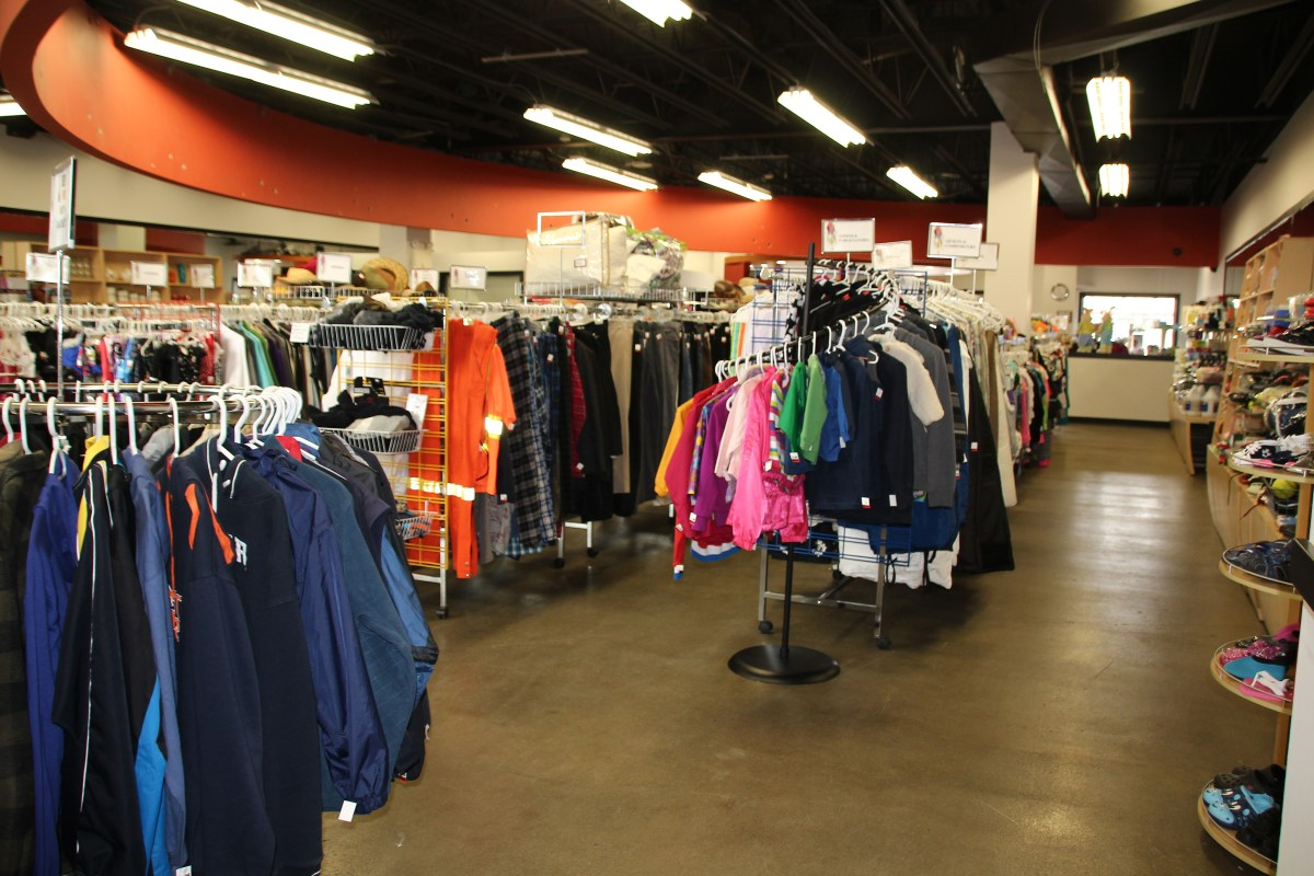 New Chilliwack Salvation Army Thrift Store Opens Monday