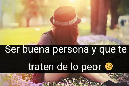 Ser Buena Persona Frasespw