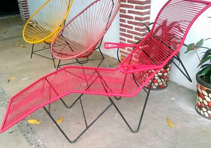 Tipos de Silla Acapulco Las que realmente te hacen descansar