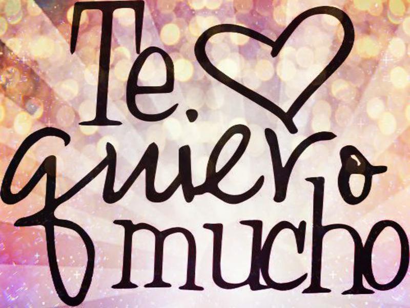 Frases y Mensajes De Te Quiero Mucho Para Decir te Amo