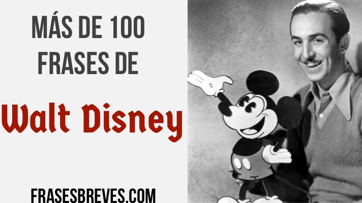 Frases De Walt Disney Frases Breves