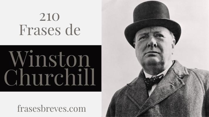Frases Breves De Winston Churchill Frases Breves