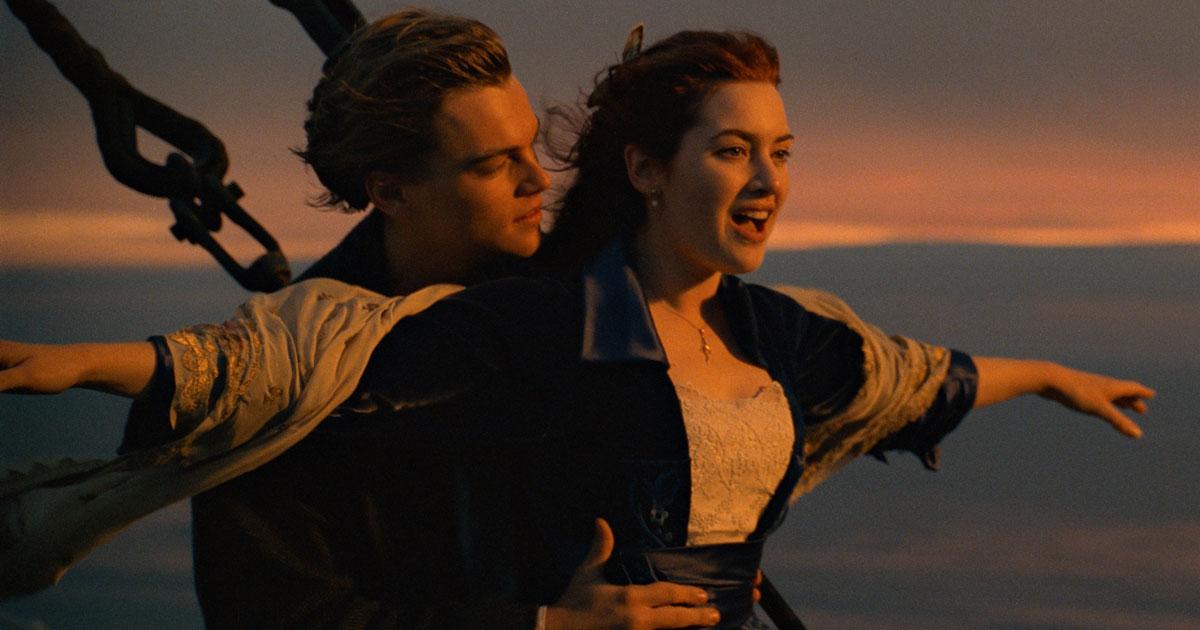 Frases De La Pelicula Titanic