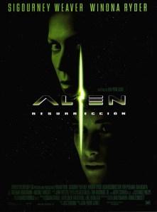 alien la resurreccion