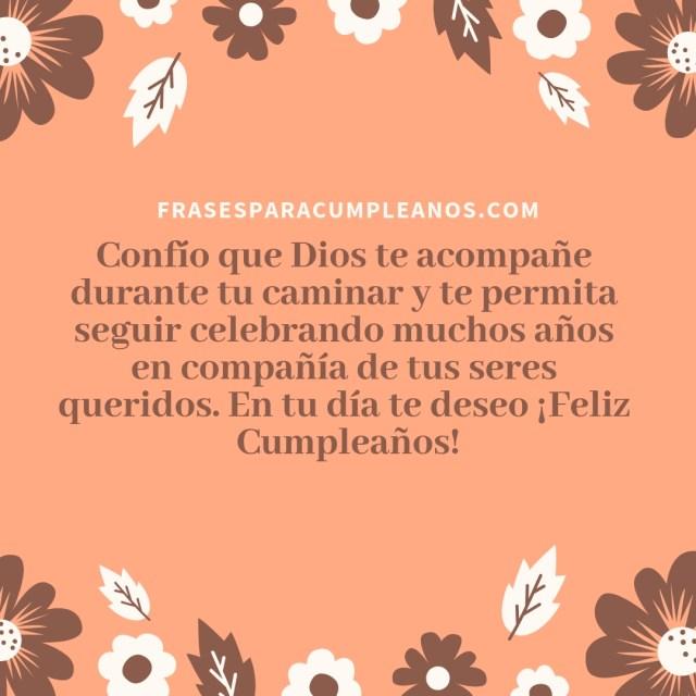 Tarjetas de felicitaciones cumpleaños gracias a Dios