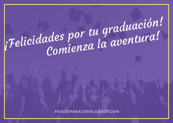 tarjetas de felicitaciones graduación de bachiller