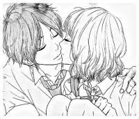 Dibujos De Amor Con Frases Para Colorear Imgenes Para