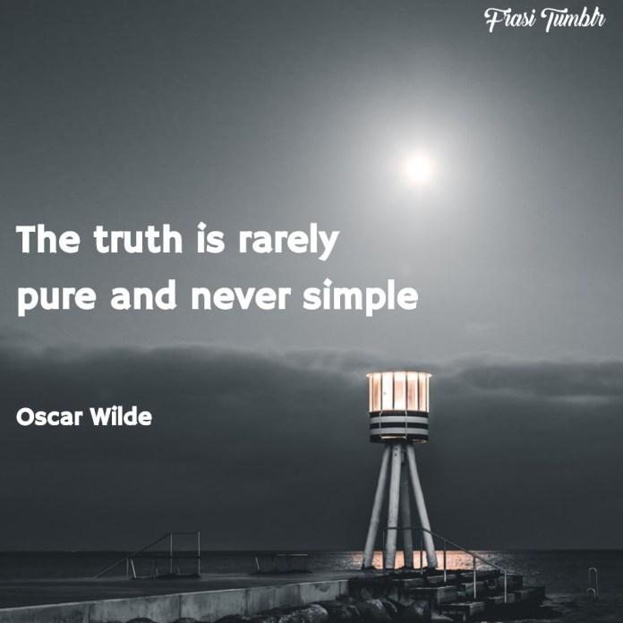 frasi-onesta-inglese-verità-mai-semplice-oscar-wilde