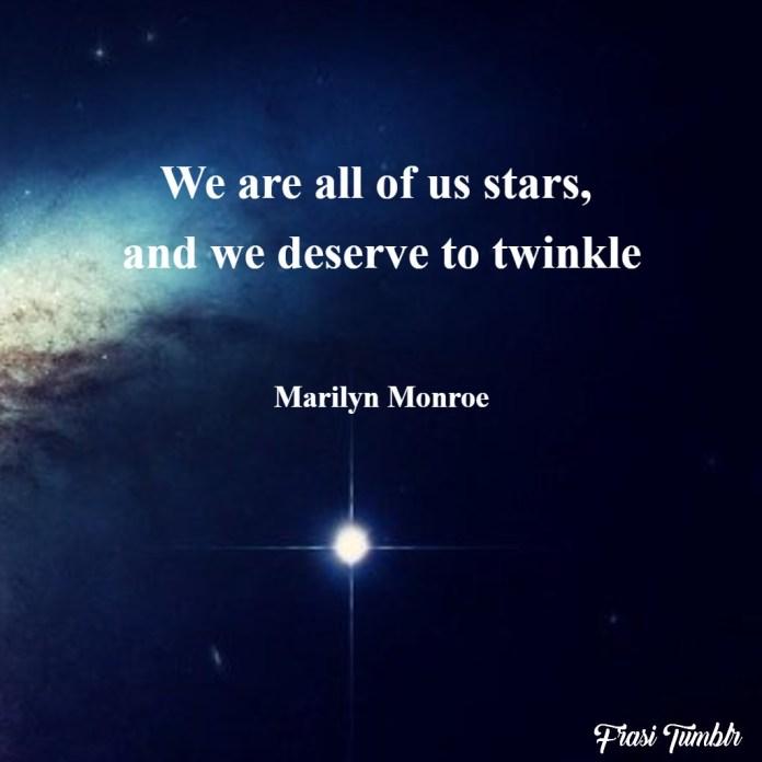 frasi-marilyn-monroe-inglese-stelle-brillare