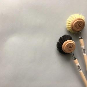 Cepillos de fregar sin plástico REDECKER