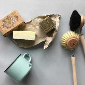 Kits de fregar zero waste para pieles sensibles