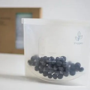 Kit de 6 bolsas de silicona reutilizables YUGGEN