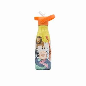 Botella de acero inoxidable 260 ml para niños COOL BOTTLES