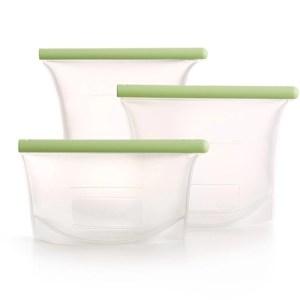 Bolsas de silicona reutilizables LÉKUÉ