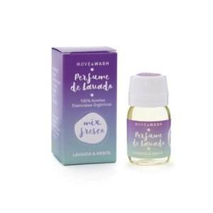 Perfume de lavado natural MOVE & WASH